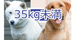 35kg未満